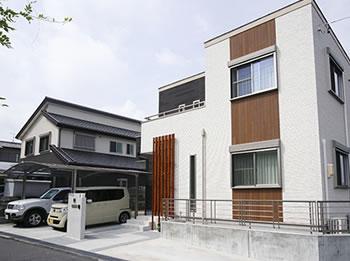 名張市の住宅事情